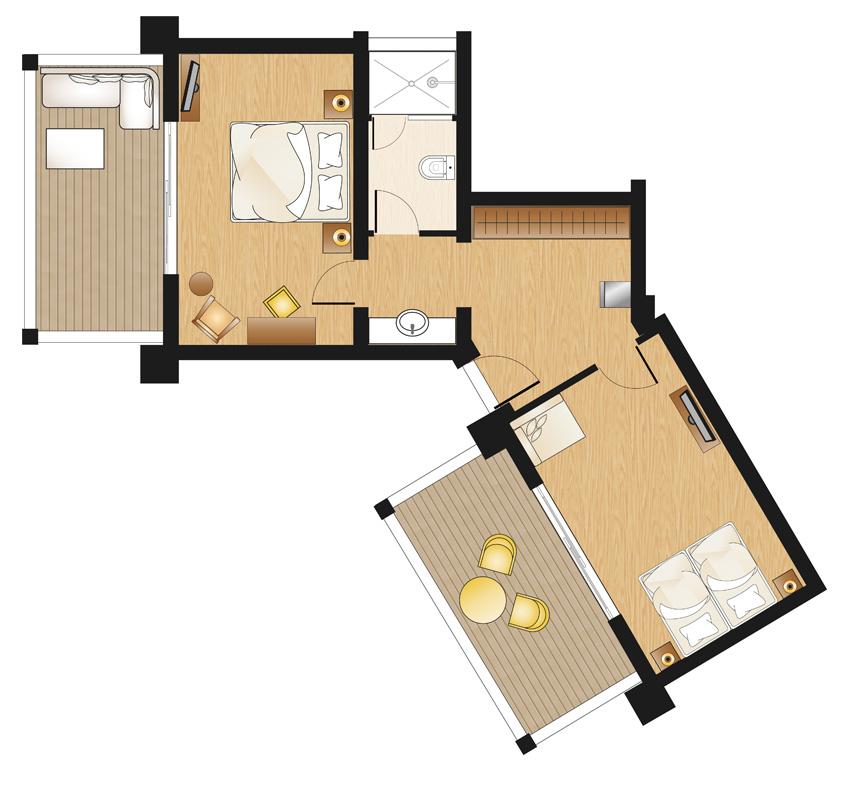 luxury-family-bungalow-poolside-floorplan
