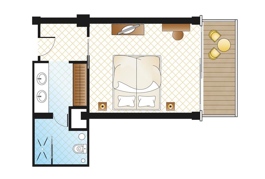luxury-sea-view-room-floorplan